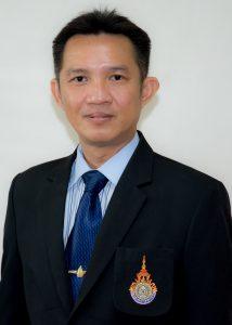 ดร.ภชรดิษฐ์ แปงจิตต์ ผู้ช่วยคณบดีฝ่ายบริหาร